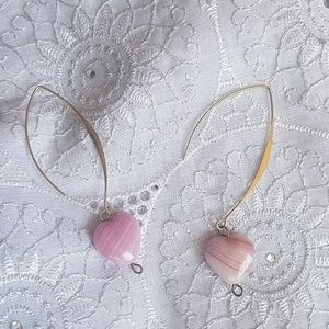 Love in Shades of Pink Earrings